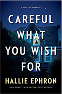 Book Cover - Careful What You Wish For
